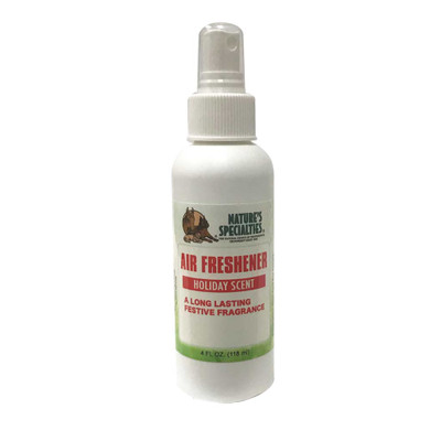 AirFresh Holiday 4 oz from Natures Specialties available at Ryan's Pet Supplies