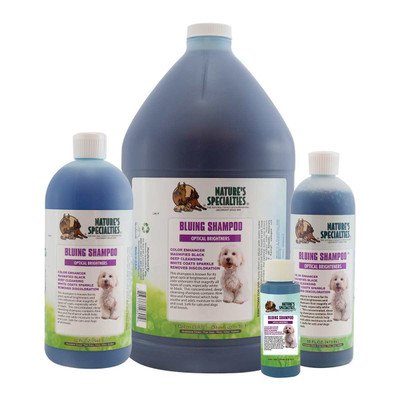 Natures Specialties Aloe Bluing Pet Shampoo