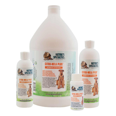Natures Specialties Citru-Mela Plus Pet Shampoo