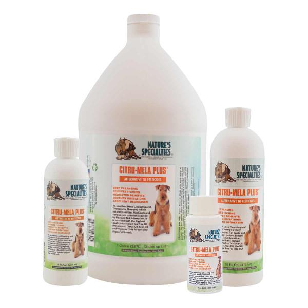 Natures Specialties Citru-Mela Plus Pet Shampoo