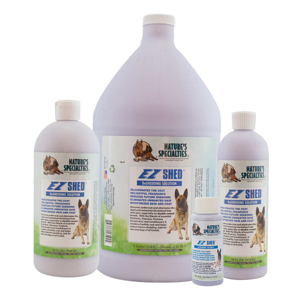 Natures Specialties EZ Shed Conditioner for Dogs