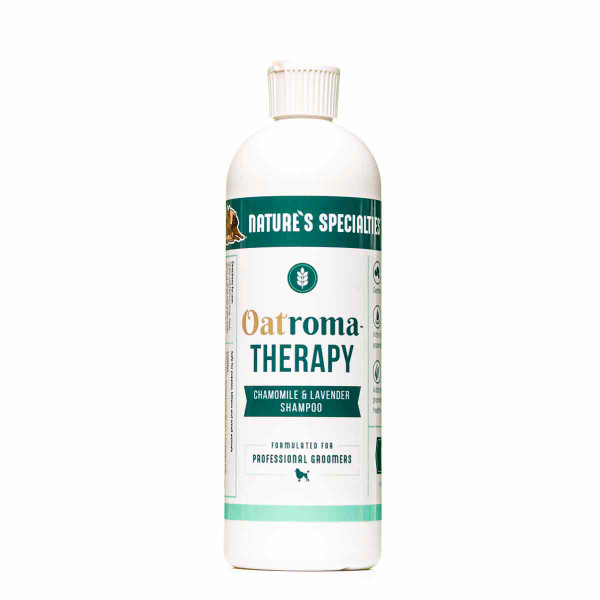 16 oz Nature's Specialties Oatromatherapy Chamomile and Lavender Shampoo