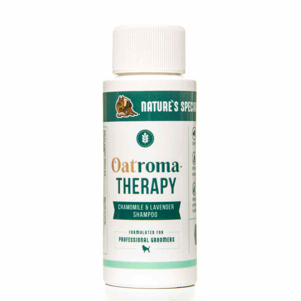 2 oz Nature's Specialties Oatromatherapy Chamomile and Lavender Shampoo