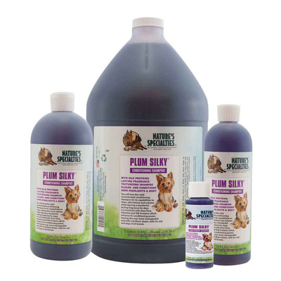 Natures Specialties Plum Silky Shampoo for Cats and Dogs?resizeid=5&resizeh=400&resizew=400