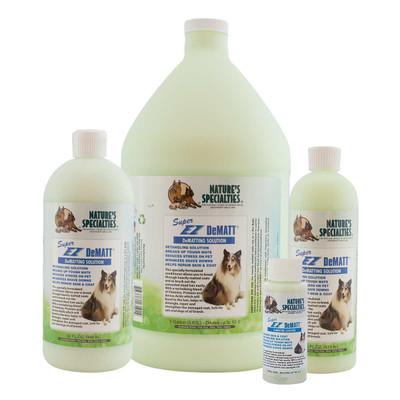 Natures Specialties Super EZ Dematt Pet Conditioner