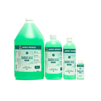 Nature's Specialties Medicated SudsEase Pet Shampoo