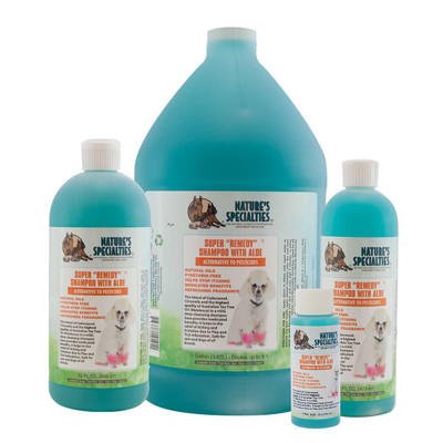 Natures Specialties Super Remedy Pet Shampoo