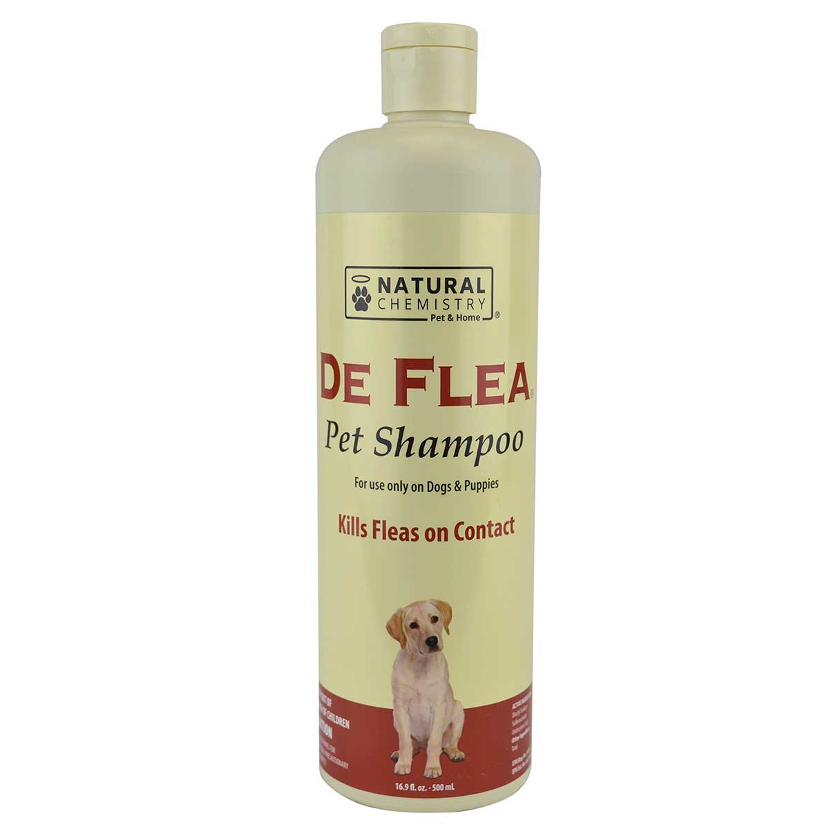 Natural Chemistry Deflea Pet Shampoo Ready to Use - 16.9 oz