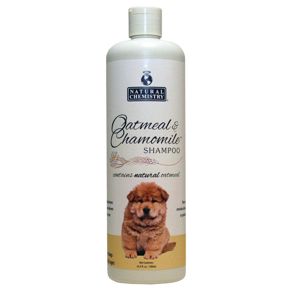 Natural Chemistry Oatmeal & Chamomile Shampoo for Dogs - 16.9 oz