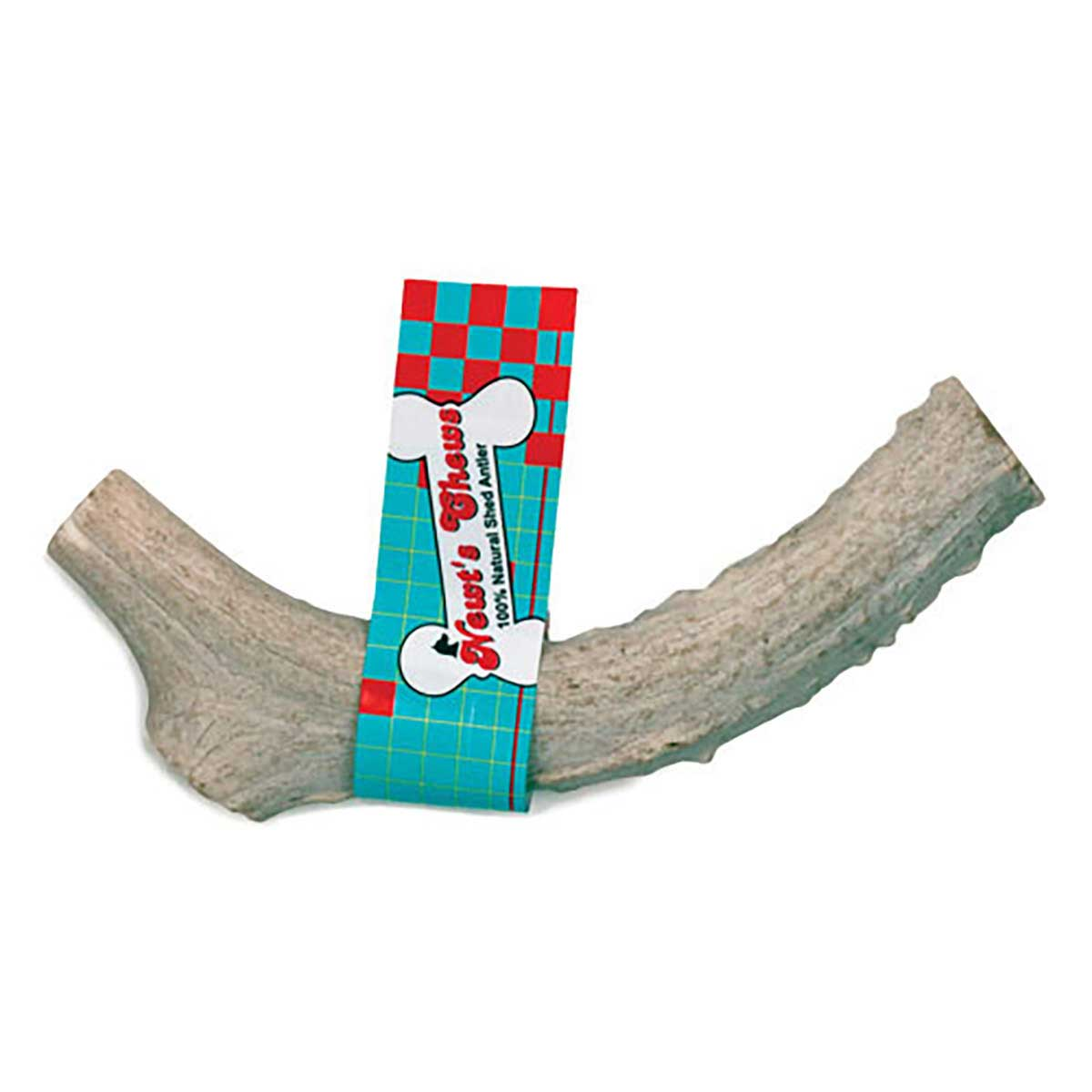 Newt's Chews Medium Deer Antler for Dogs - 2.5 oz-4 oz