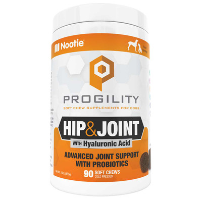 Nootie Progility Hip and Joint Supplements for Dogs available at Ryan's Pet Supplies