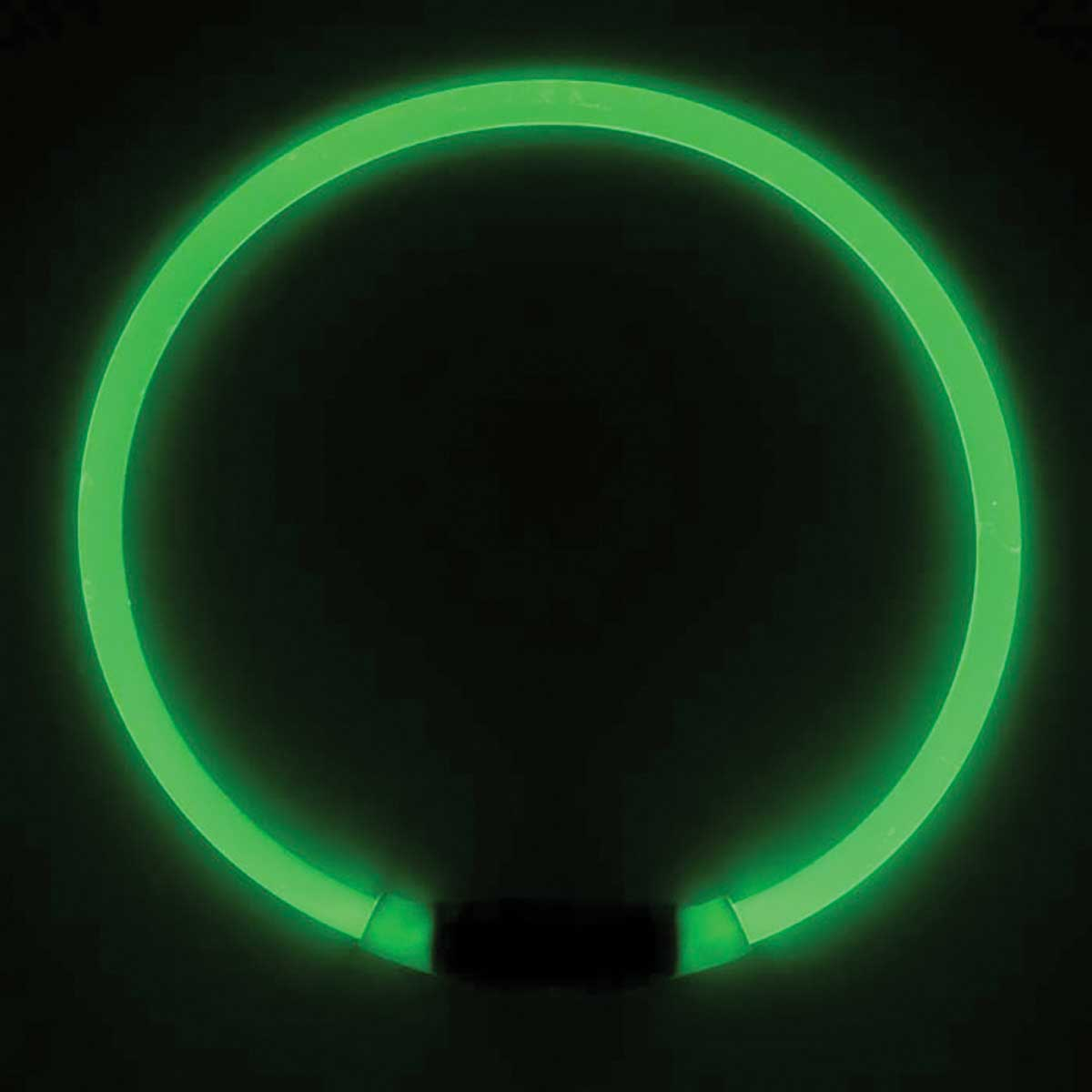 Nite Ize Nitehowl Green LED Safety Necklace for Dogs