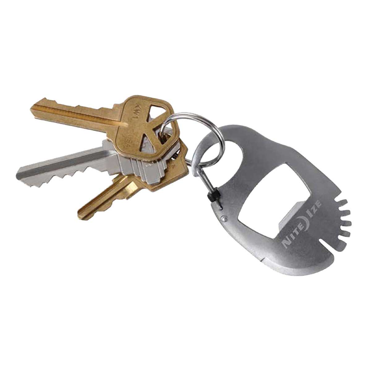 Nite Ize Doohickey Pet Multi Tool on Keys