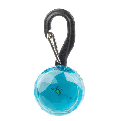 Turquoise Nite Ize PetLit Collar Light for Dogs