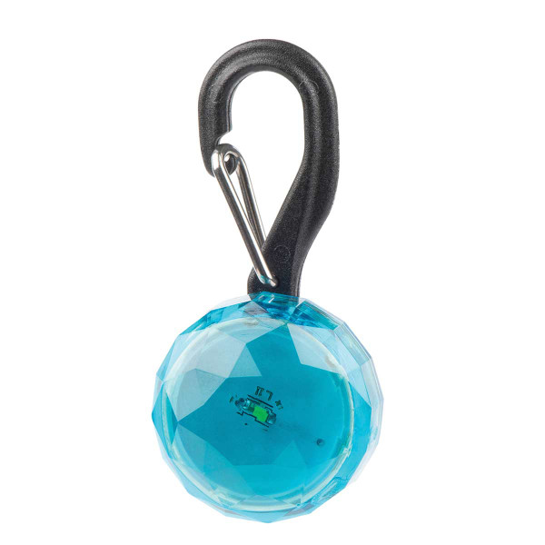 Turquoise Nite Ize PetLit Collar Light for Dogs