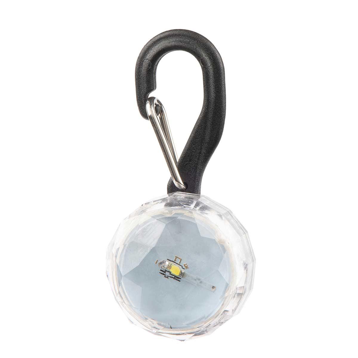 Nite Ize Petlit Led Collar Light Jewel Crystal