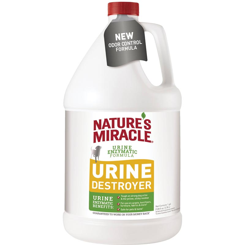 Nature's Miracle Urine Destroyer for House - Gallon