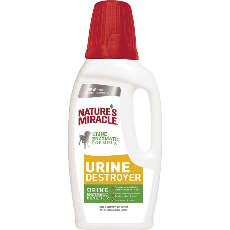 Nature's Miracle Urine Destroyer Enzymatic Formula for House - Quart