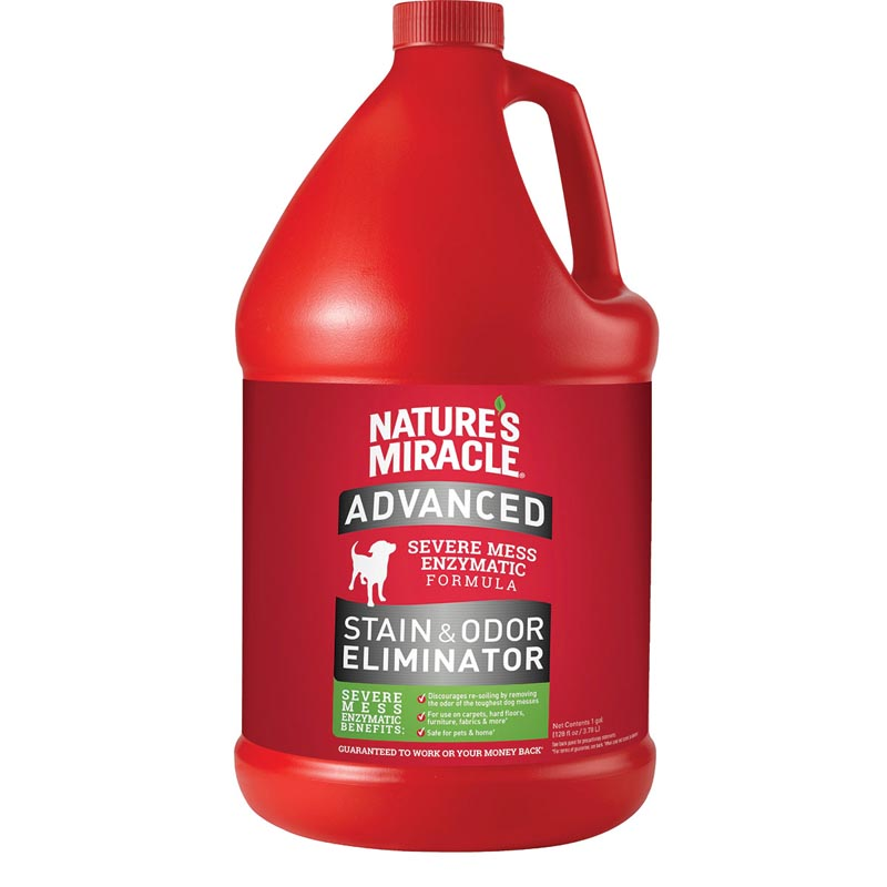 Nature's Miracle Advanced Stain & Odor Remover Gallon