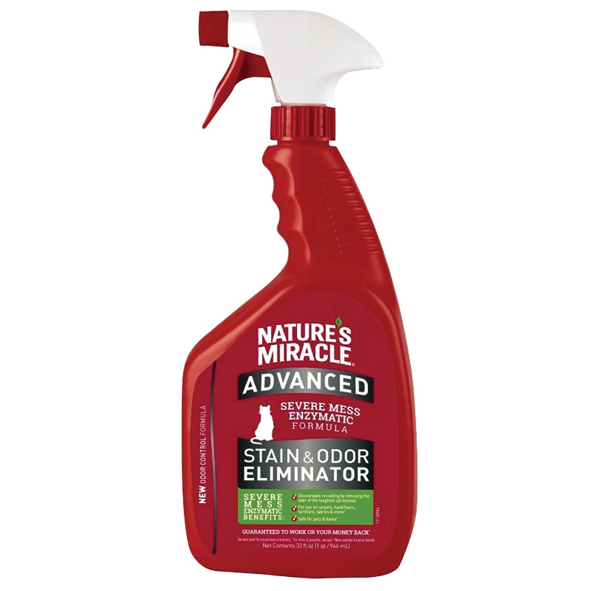 24 oz Nature's Miracle Advanced Formula for Stain & Odor Remover in the House