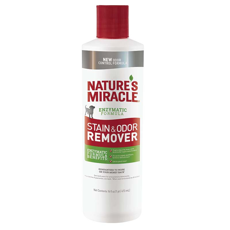 16 oz Nature's Miracle Stain and Odor Remover