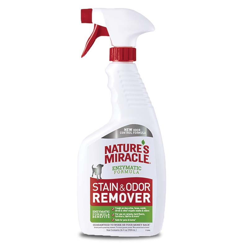 24 oz Nature's Miracle Stain and Odor Remover