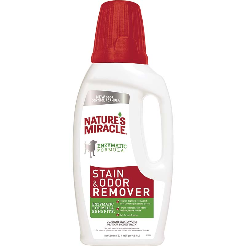 Nature S Miracle Stain Amp Odor Remover 24 Oz Ryan S Pet