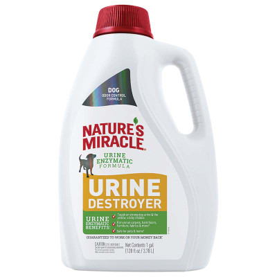 Nature's Miracle Dog Urine Destroyer Gallon at Ryan's Pet Supplies