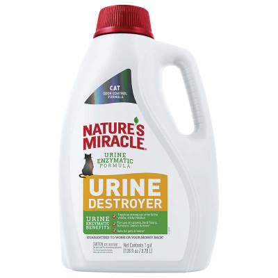 Gallon - Cat Nature's Miracle Urine Destroyer at Ryan's Pet Supplies