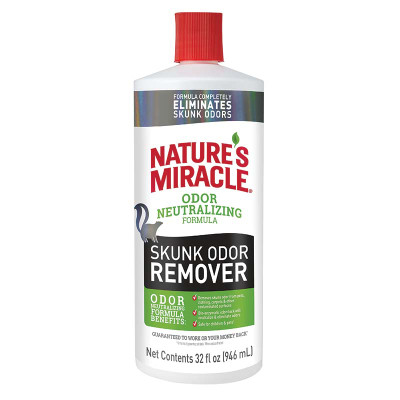 32 oz Nature's Miracle Skunk Odor Remover at Ryan's Pet Supplies