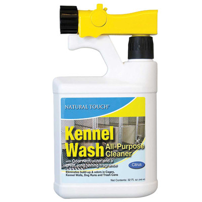32 oz Nilodor Kennel Wash All Purpose Cleaner - Citrus Scent