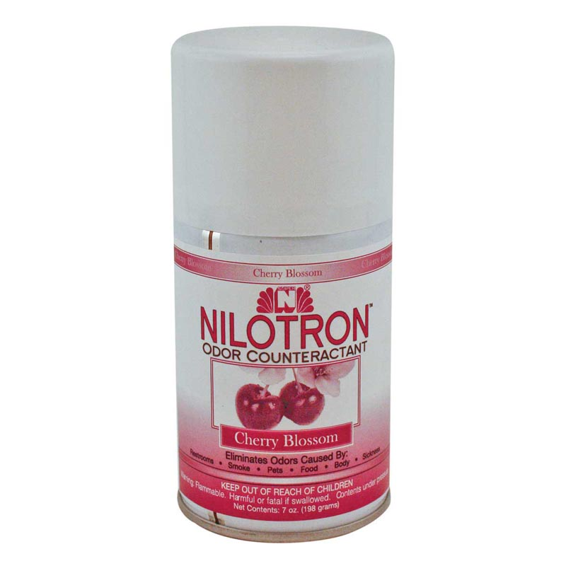 Nilotron Refill Cherry Blossom Scent Gets Rid of Bad Odors - 7 oz