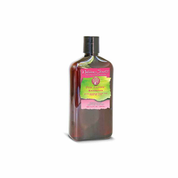 14.5 oz of Natural Scents Pink Jasmine Shampoo