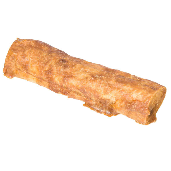 1 Single Nothin' to Hide Rawhide Alternative Beef Roll out of packaging