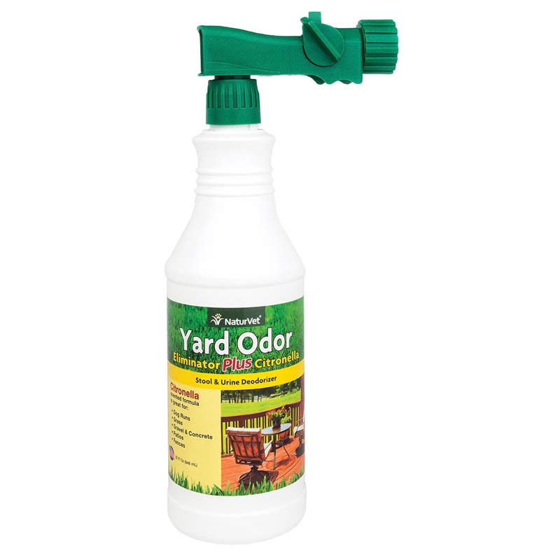 NaturVet Yard Odor Killer Plus With Citronella 32 oz