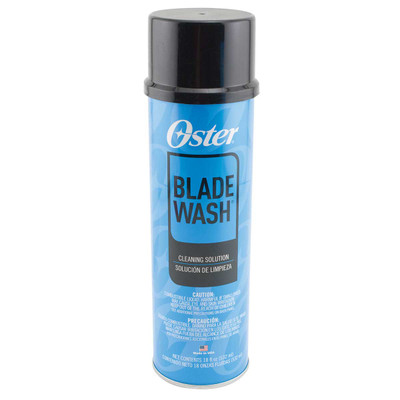 Oster Blade Wash Cleaning Solution for Pet Grooming Blades - 18 oz