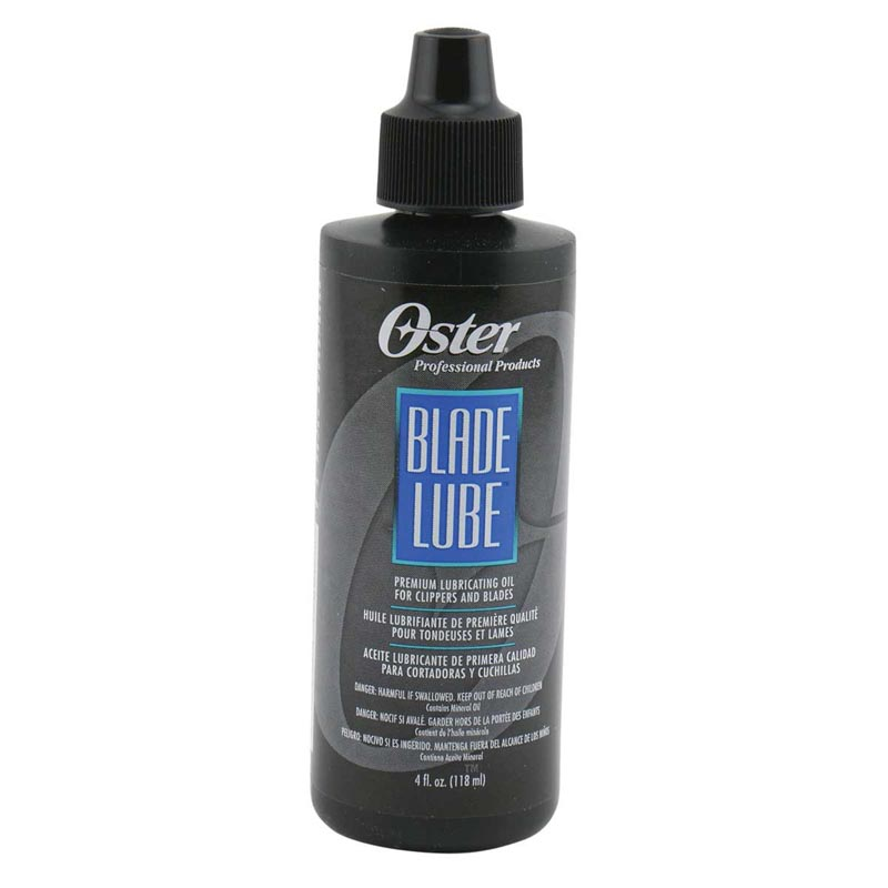 Oster Premium Lubricating Oil for Grooming Clippers and Blades - 4 oz