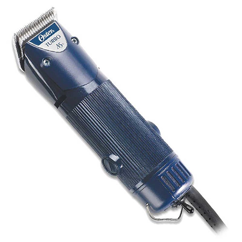 Oster Turbo A5 Clipper - Single Speed with 10 Blade
