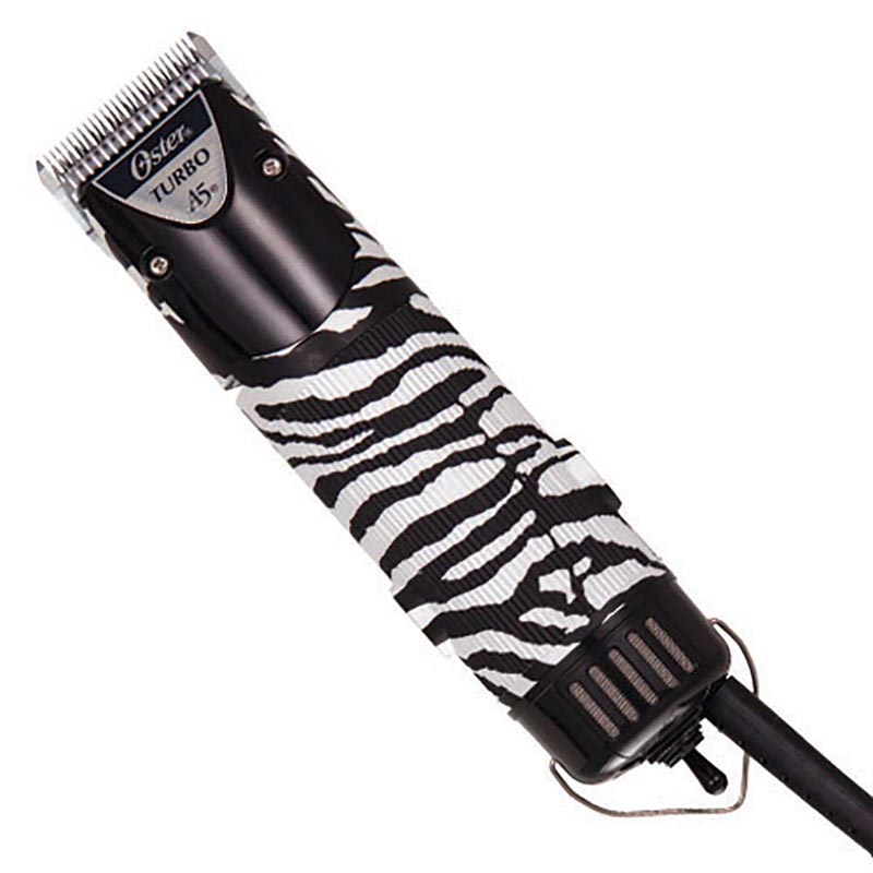 Zany Zebra Oster A5 Professional 2-Speed Clipper Kit with 10 Blade