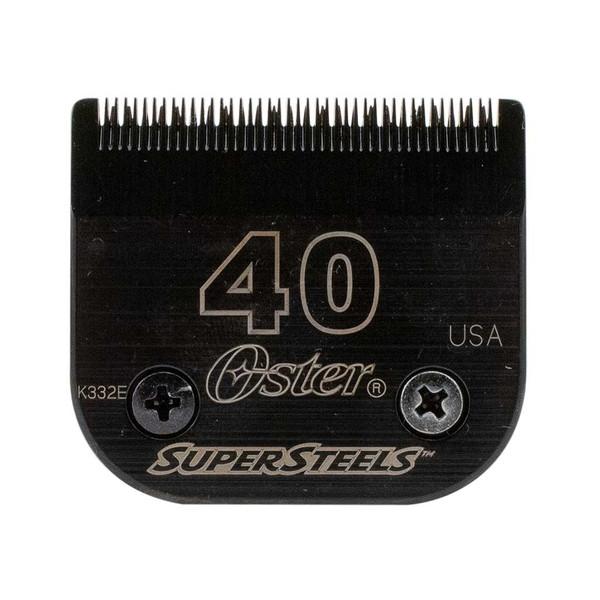 Oster Super Steel Blade (#40) 1/100 inch Cut
