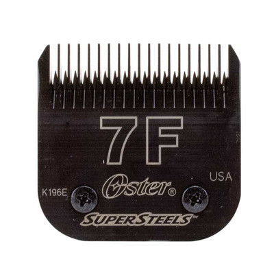 Oster Super Steel Blade (#7F) Full Tooth 1/8 inch Cut