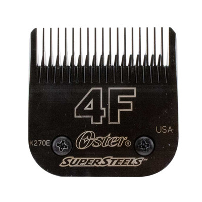 Oster Super Steel Blade (#4F) Full Tooth 3/8 inch Cut