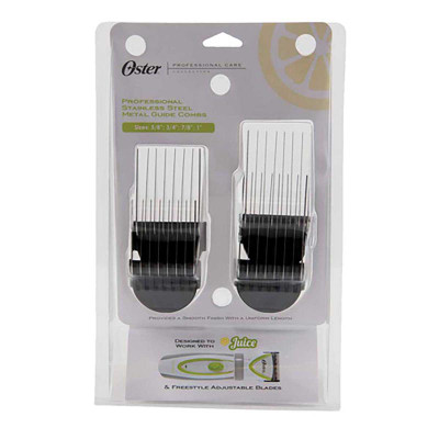Oster Professional Care Large Stainless Steel Comb Kit