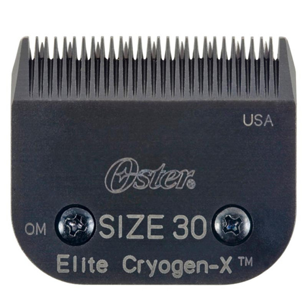 #30 Oster Elite Cryogen-X Blade - 1/50 inch Cut at Ryan's Pet Supplies