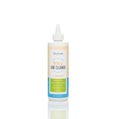 Oxyfresh Pet Ear Cleaner 8 oz available at Ryan's Pet Supplies