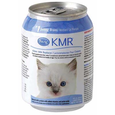 PetAg KMR Kitten Milk Replacement Liquid 8 oz