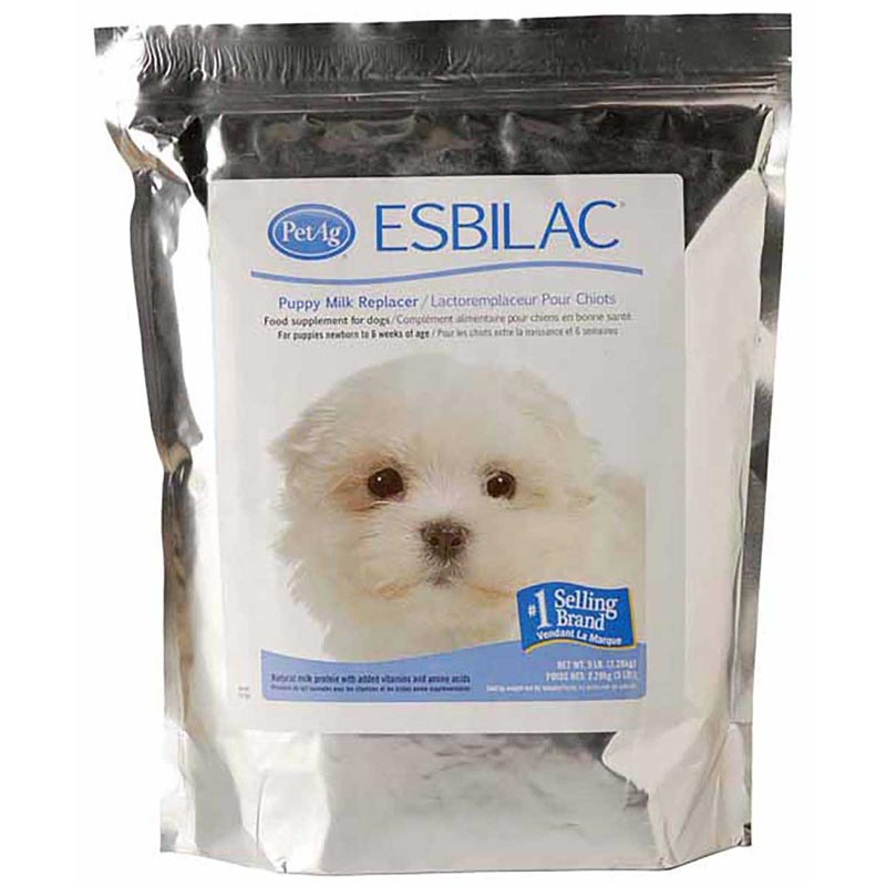 PetAg Esbilac Puppy Milk Replacement Powder 5 Lb