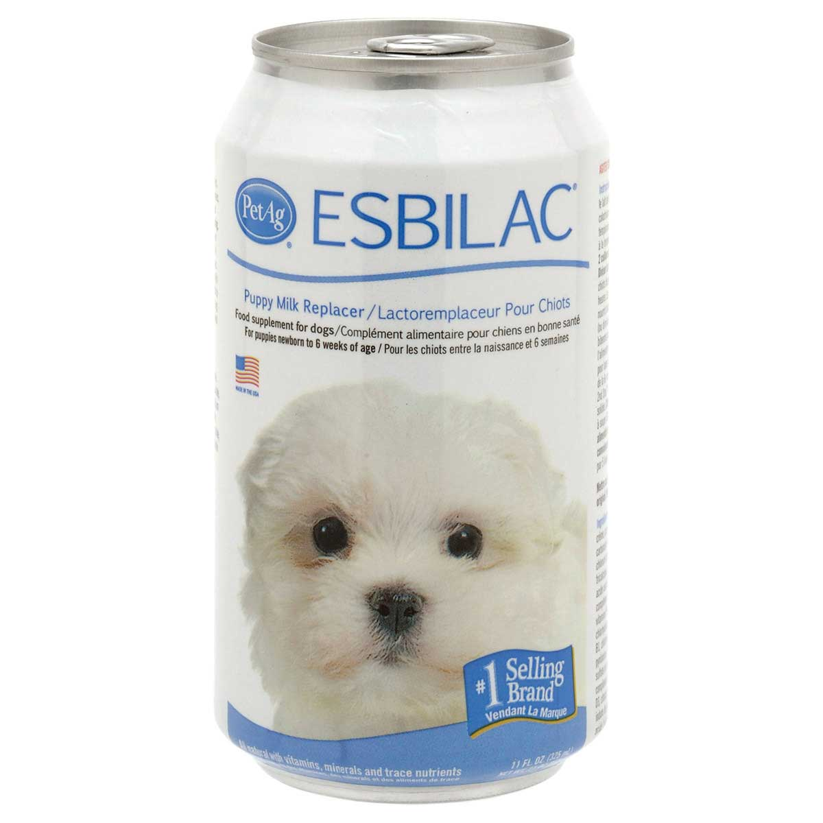 PetAg Esbilac Puppy Milk Replacement Liquid 11 oz