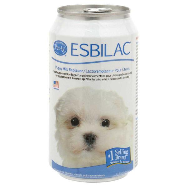 PetAg Esbilac Puppy Milk Replacement Liquid 11 oz