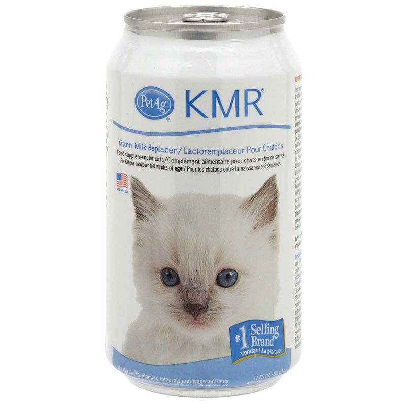PetAg KMR Kitten Milk Replacement Liquid 11.5 oz